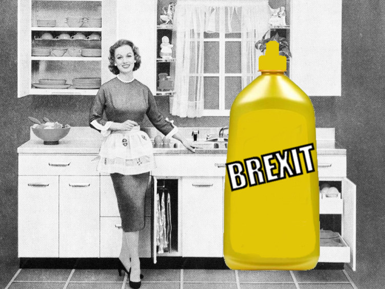 Branding Brexit - The Politics of Persuasion